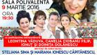 Spectacol de Retragere Maria Ciobanu